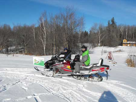 Try a New Adventure – Snowmobile Tours in Vermont!