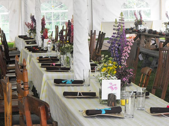 Weddings Dinner