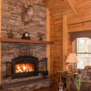 Field & Stream Cabin Living Room
