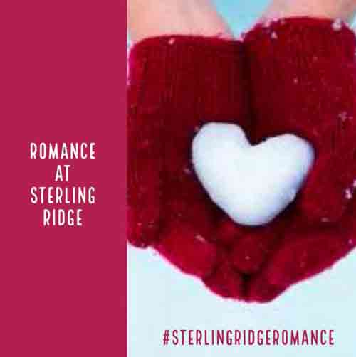 romantic Vermont staycation - romance at Sterling Ridge