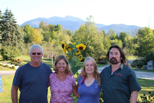 Sterling Ridge Resort scott/sue/barb/george