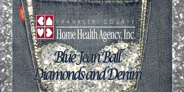 Local community vermont blue jean ball