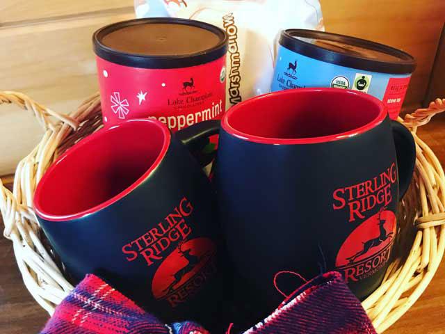 Sterling Ridge Resort mugs