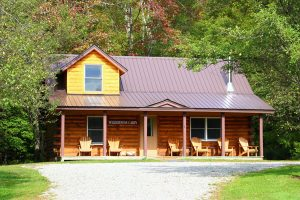 large cabin rental in vermont