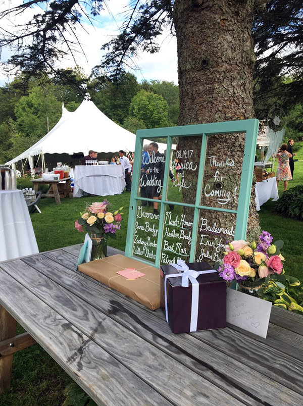 The Truth About Outdoor Weddings in Vermont