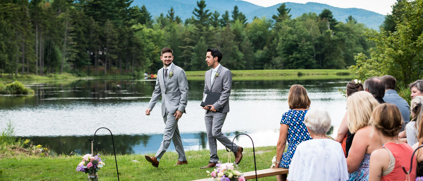 weddings in vermont