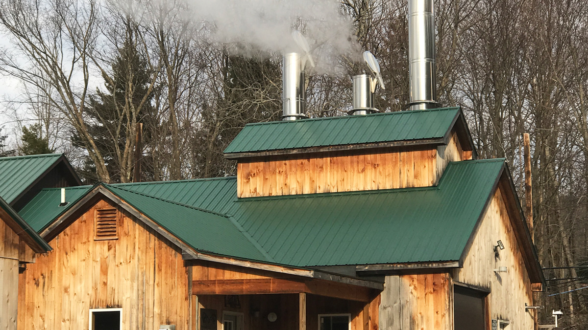 maple syrup tour in vermont sugar shack vacation