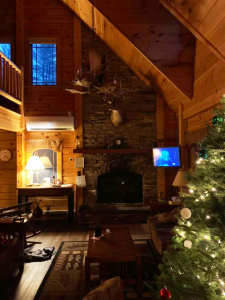 Christmas in Vermont sterling ridge