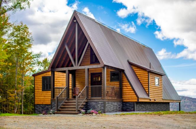 sterling ridge a frame cabin
